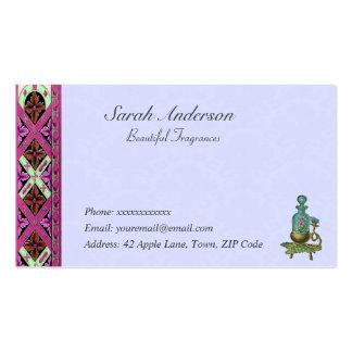 Fine Fragrance Seller Business Cards