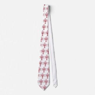 Fine French Filigree Fashion Tie