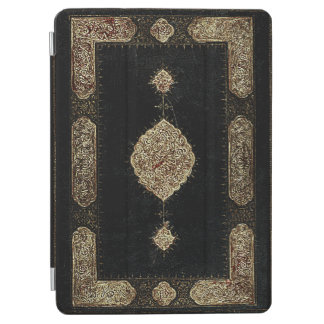 Fine Gilding On Leather iPad Air Cover