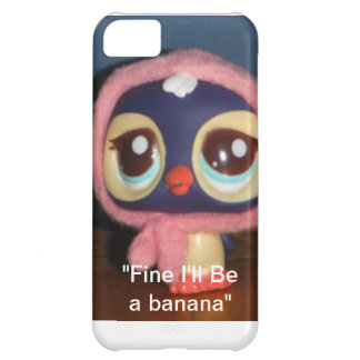 """""""Fine I'll be a banana"""" Quote from Silent HIl iPhone 5C Case"""