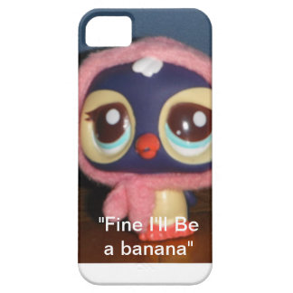 """""""Fine I'll be a banana"""" Quote from Silent HIl iPhone SE/5/5s Case"""