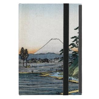 Fine Japanese art Fujimi Teahouse iPad Mini Covers