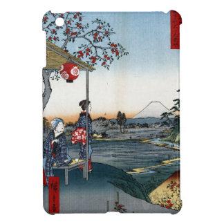 Fine Japanese art Fujimi Teahouse Case For The iPad Mini