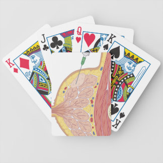 Fine Needle Aspiration Bicycle Playing Cards