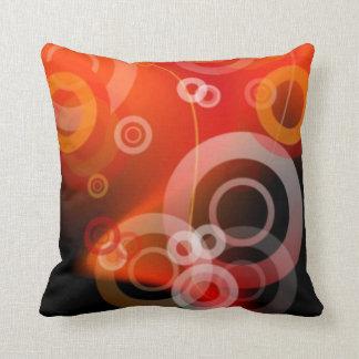 Fine Pattern Throw Pillow