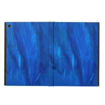 Fine Sky Blue Feathers and Down Powis iPad Air 2 Case