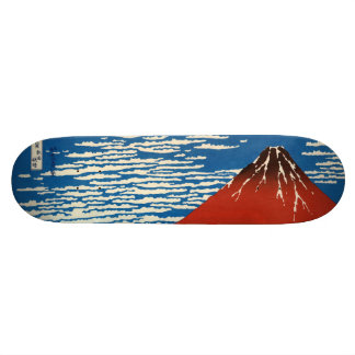 Fine Wind Clear Morning Skateboard Deck