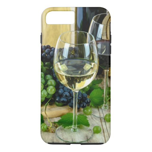 Fine Wine Aged to Perfection Case-Mate Tough iPhone 8Plus/7 Plus Case