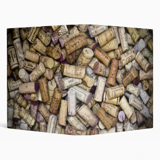 Fine Wine Corks Binder