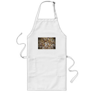 Fine Wine Corks Long Apron