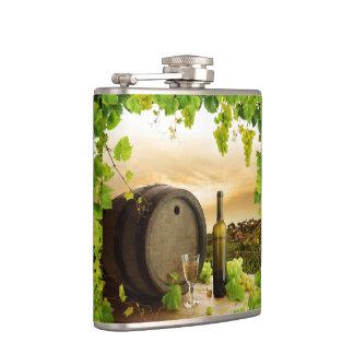 Fine Wine Hip Flask