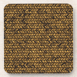 Fine Woven Basket Coaster