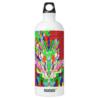 FINEART and SILKY Red Base DIVA lowprices Aluminum Water Bottle