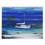 Fineart Calendar by `Julie M Coghill'.