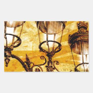 Fineart F019 del vintage Rectangular Altavoces