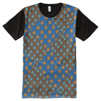 FineArt Graphics Art Textures n Patterns All-Over Print T-shirt