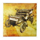 Fineart retro F056 del automóvil del vintage Azulejo Ceramica