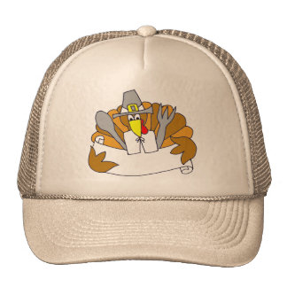 Finely for Thanksgiving - Trucker Hat