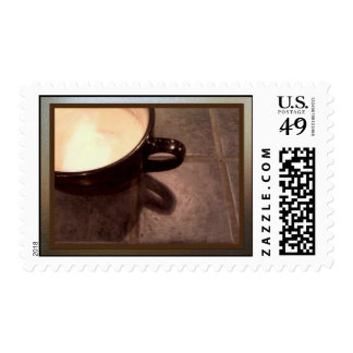 Finer Things In Life Postage Stamp