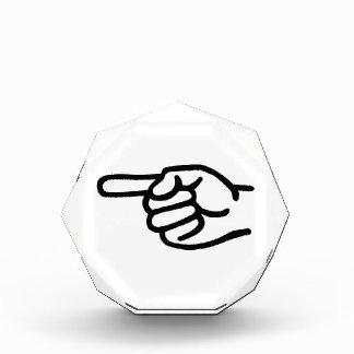 Finger Award