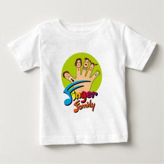 Finger Family Baby T-Shirt