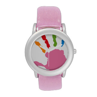 Finger Family Wrist Watch