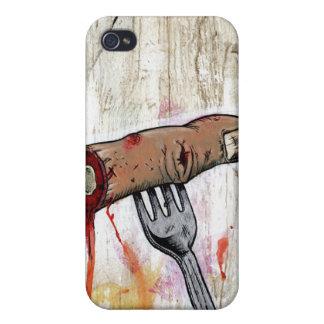 Finger Food iPhone 4/4S Case