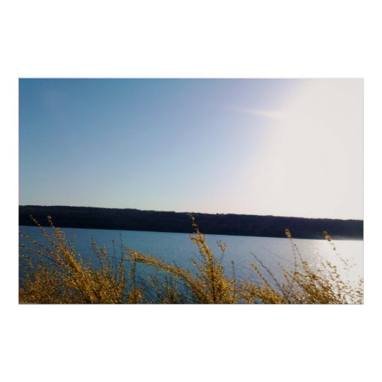 FINGER LAKE, CAYUGA LAKE poster