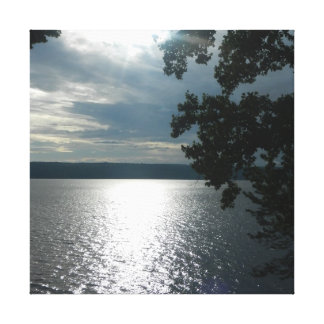 FINGER LAKES, CAYUGA LAKE canvas