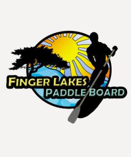Finger Lakes SUP T Shirt