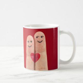 Finger Love Mug