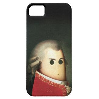 Finger Mozart iPhone SE/5/5s Case