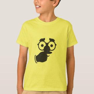 Finger Mustache T-Shirt