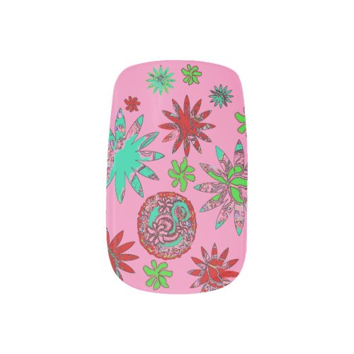 Finger Nail Art Set Custom Minx® Nail Art