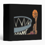 Finger Roll 3 Ring Binders