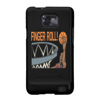 Finger Roll Samsung Galaxy SII Cover