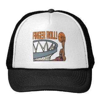 Finger Roll Trucker Hat