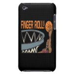 Finger Roll iPod Case-Mate Cases