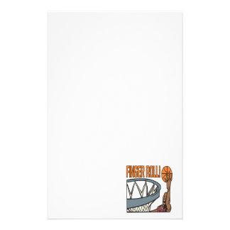 Finger Roll Stationery Paper