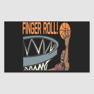 Finger Roll Stickers