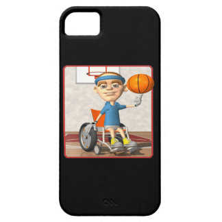 Finger Spin iPhone SE/5/5s Case
