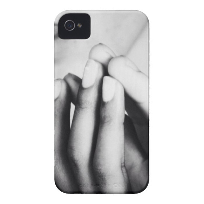 Finger touch iPhone 4 cover