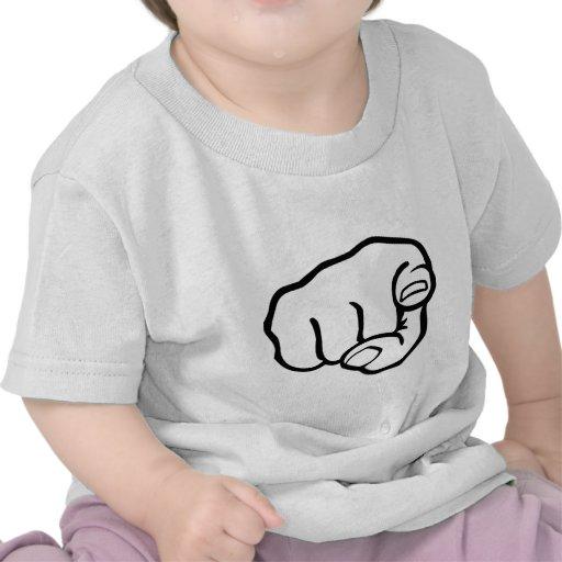 FingerPointing Camisetas