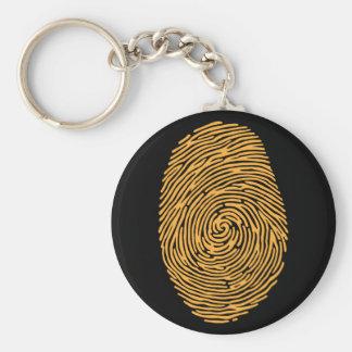 fingerprint3 llavero redondo tipo pin