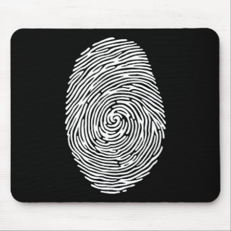 fingerprint4 mouse pad