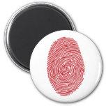 fingerprint5 refrigerator magnets