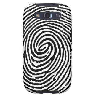Fingerprint Samsung Galaxy S3 Covers
