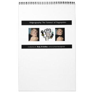 Fingerprint Humor Calendar