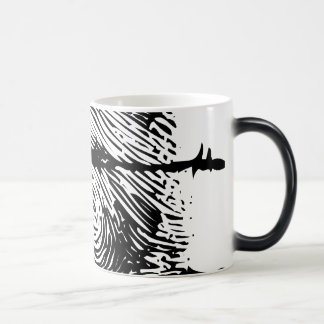 Fingerprint Magic Mug