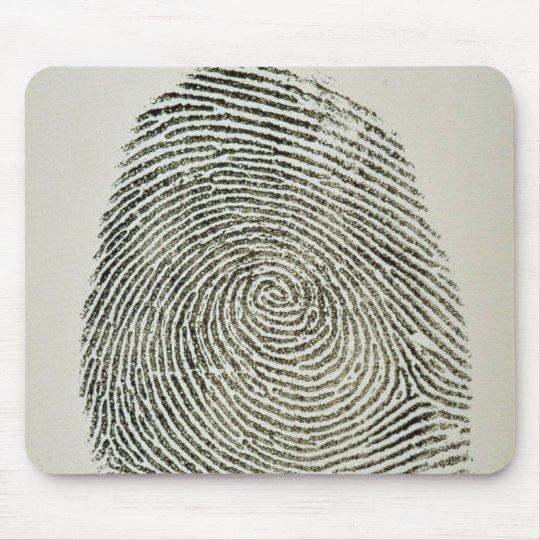 Fingerprint Mouse Pad